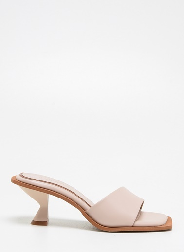 F By Fabrika Kadın Hardal Ayakkabı LYRA Bej
